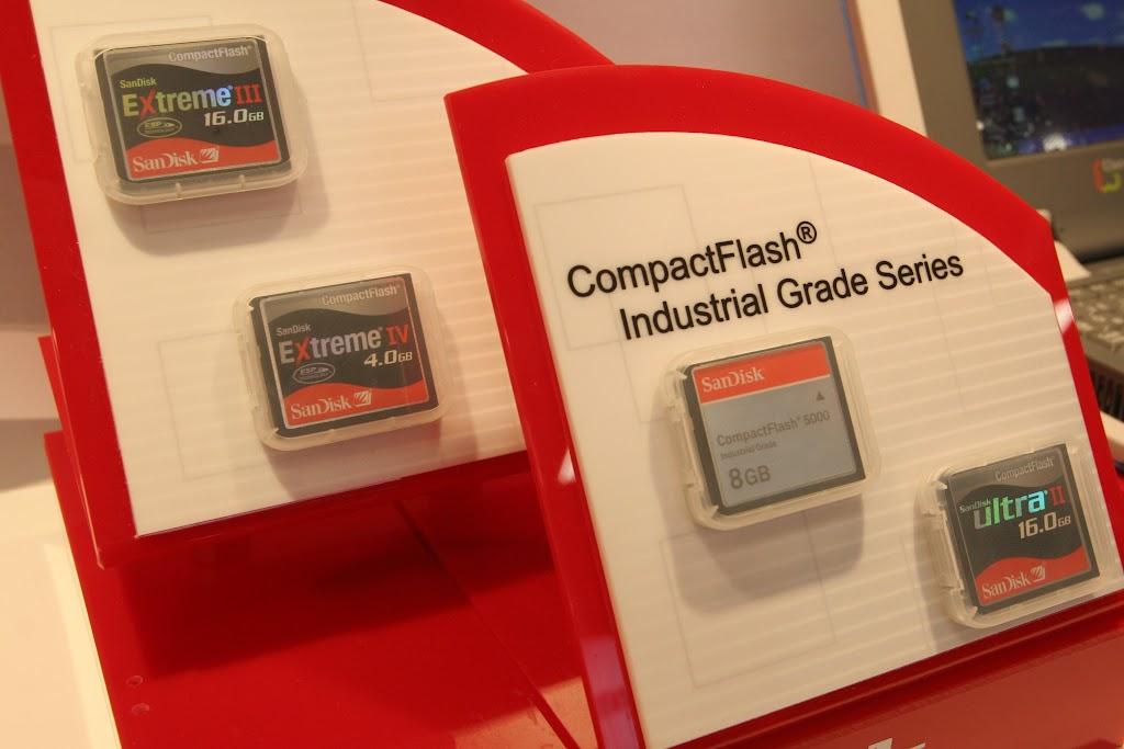 硬碟大廠 Western Digital 決議以 190 億美金收購 SanDisk