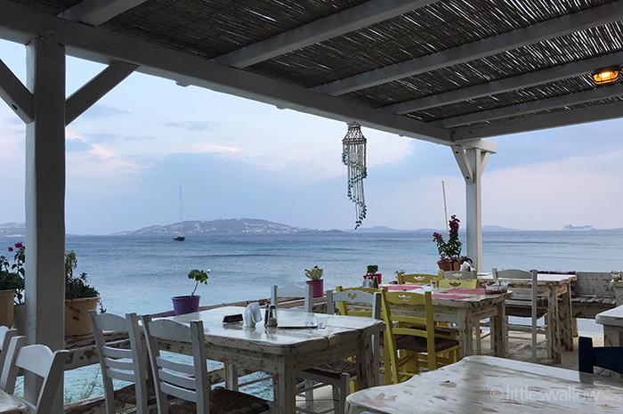 Agios Stefanos, Mykonos