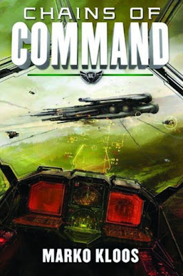 Chains of Command by Marko Kloos - book cover
