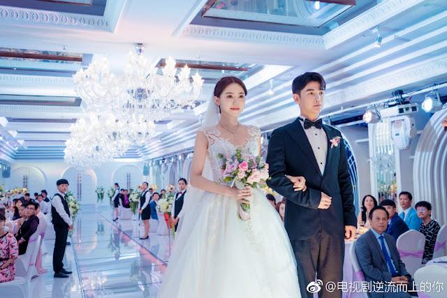 Wedding Unbeatable You Sun Jian Huang Mengying
