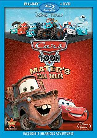 Cars Toons Maters Tall Tales 2010 BRRip 600Mb 720p Hindi Dual Audio Watch Online Full Movie Download bolly4u
