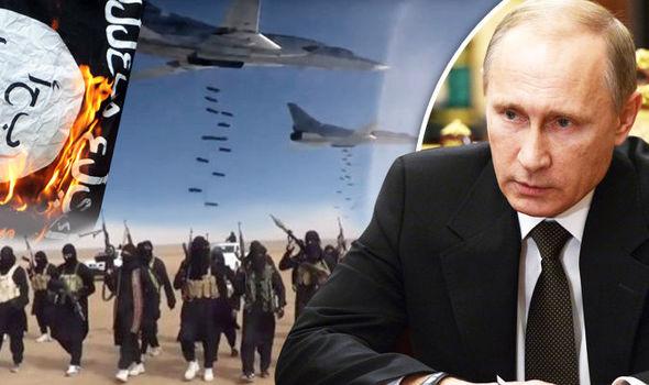 Rússia derrota o terrorismo - MichellHilton.com