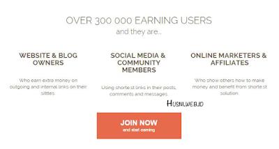 Tutorial Hasilkan Uang Melalui Blog dengan Shorte lengkap
