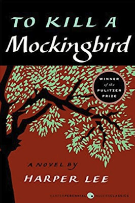 To Kill a Mockingbird by Harper Lee (Book cover)