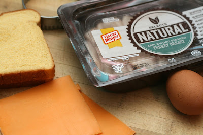 Smoked Turkey And Cheddar Grilled on oscar mayer selects natural recipes