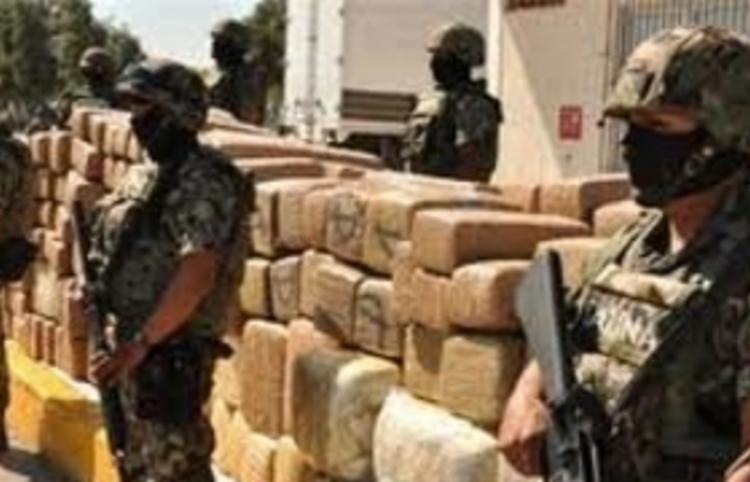 Procesan a sujeto detenido con más de 1.5 toneladas de marihuana en BC