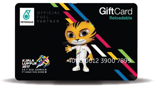 PETRONAS Shopee Gift Card