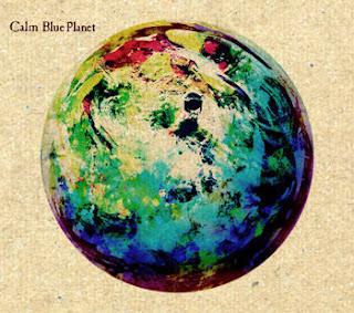 Calm  Blue Planet