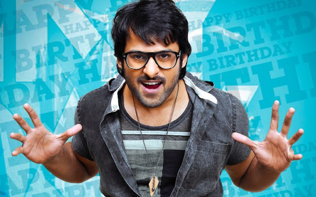 Top Indian Film Actor Prabhas HD Wallpapers
