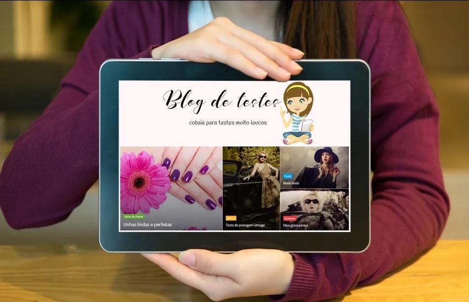 Post em destaque personalizado para blog- uma nova cara para o gadget nativo do Blogger