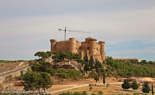 Castillo-Belmonte-Cuenca