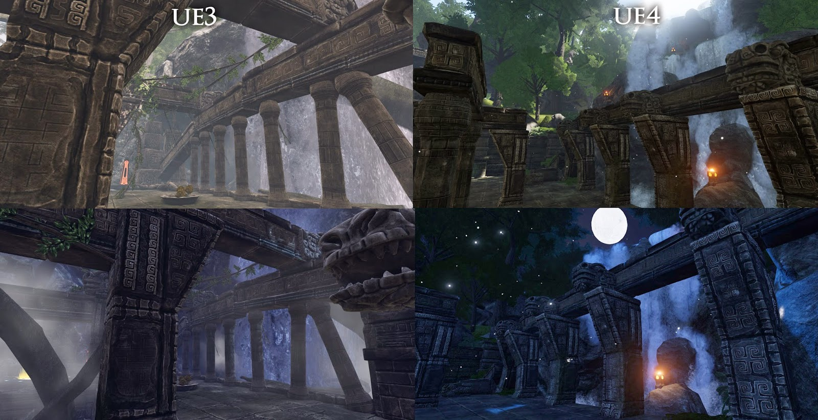 Xing Development: We made the switch to Unreal Engine 4!!