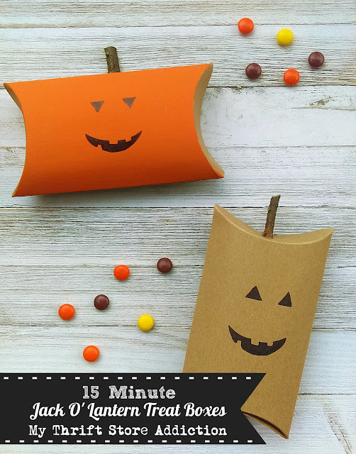 15 minute trick or treat box