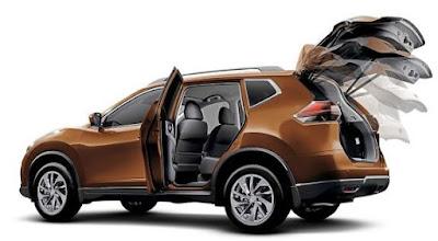 Nissan X-Trail Mobil SUV Tangguh Terbaik