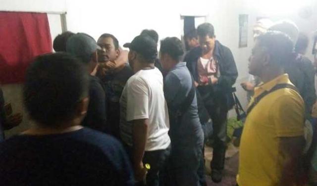 Andi Lala Pembunuh Sadis Sekeluarga di Medan Tertangkap di Indragiri Hilir Riau