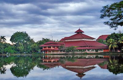 Peringkat Univeritas Indonesia Di Dunia