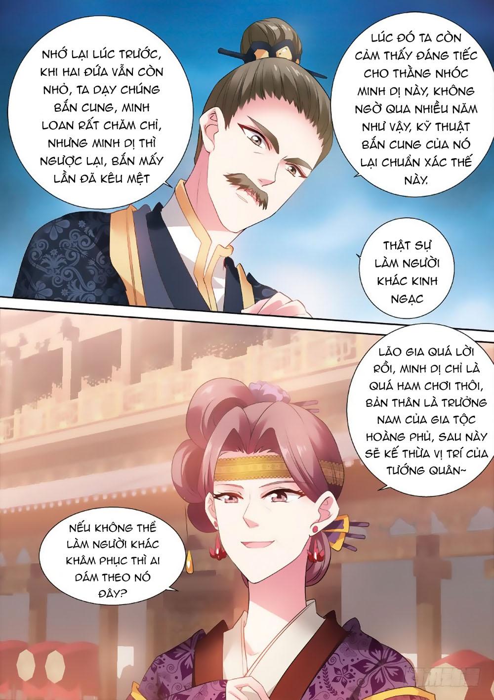 Hệ Thống Chế Tạo Nữ Thần chap 60 - Trang 3