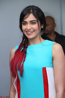Adah Sharma Trendy Look at the Launch of OPPO New Selfie Camera F3 ~  Exclusive 098.JPG