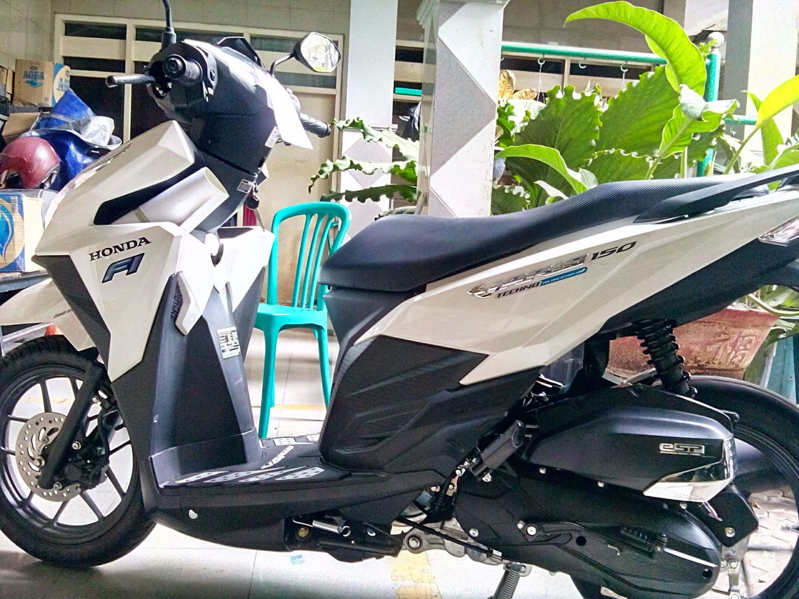 Modifikasi Vario 150 Esp Exclusive Galeri Motor Vario