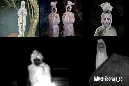 Macam-Macam Nama Hantu: Pernah Melihat Hantu?