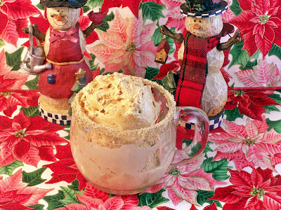 Gingerbread Ice Cream by Cravings of a Lunatic