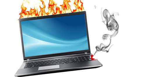 how to make your laptop not overheat
