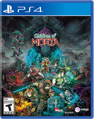 Children Of Morta Game Cover Ps4