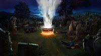 La rinascita di Voldemort nel cimitero di Little Hangleton