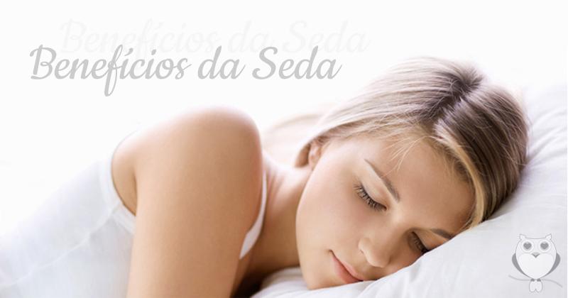 Benefícios da Seda para Pele e Cabelos