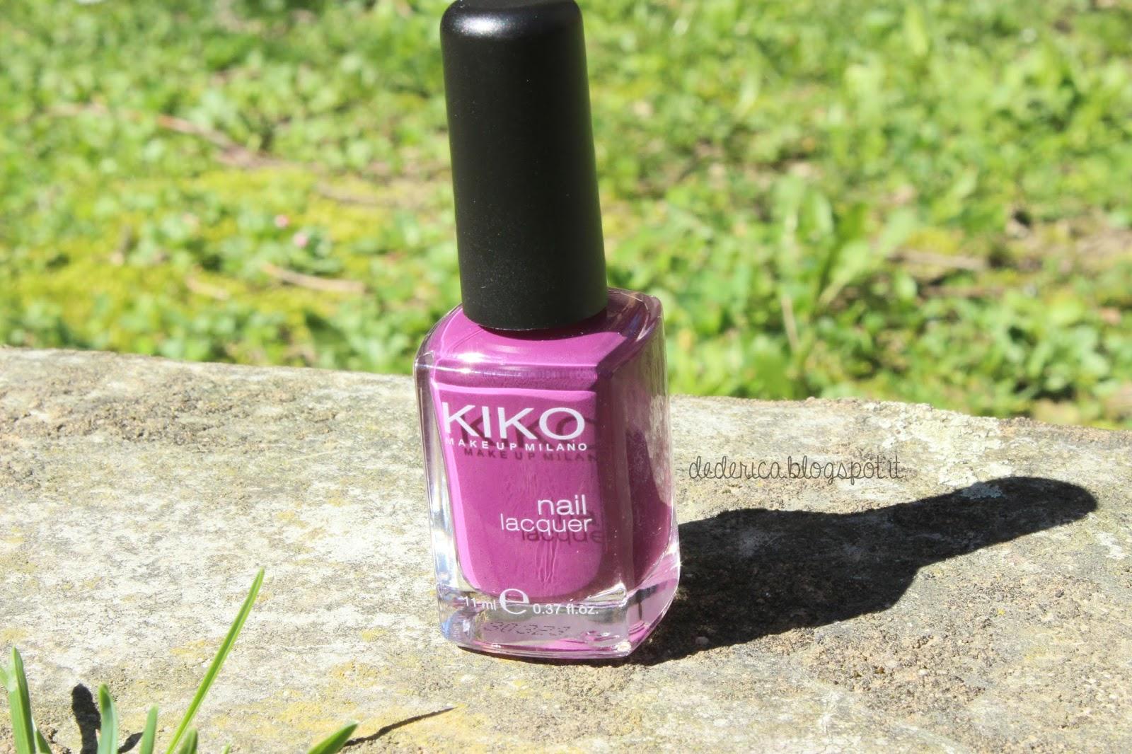 Kiko - Nail Lacquer