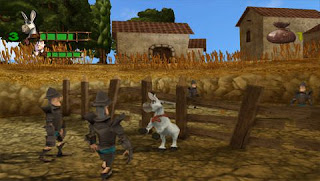 download Donkey Xote (Europe) Game PSP For Android - www.pollogames.com