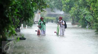 Fenomena Hujan Lebat