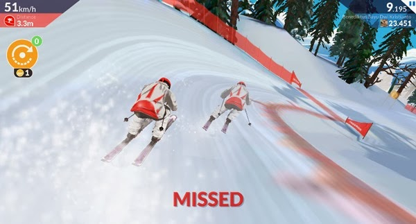Free Download FRS Ski Cross for Android