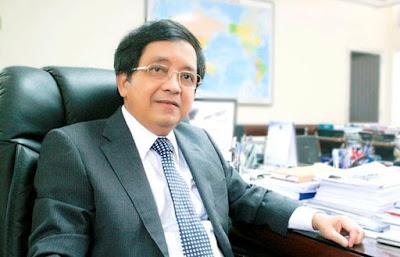 GS.TS Trần Văn Nam - Giasm đốc ĐH Đà Nẵng