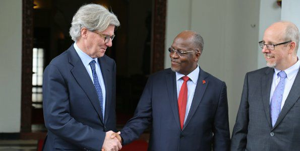 Barrick Gold and Tanzania to form 50/50 partnership