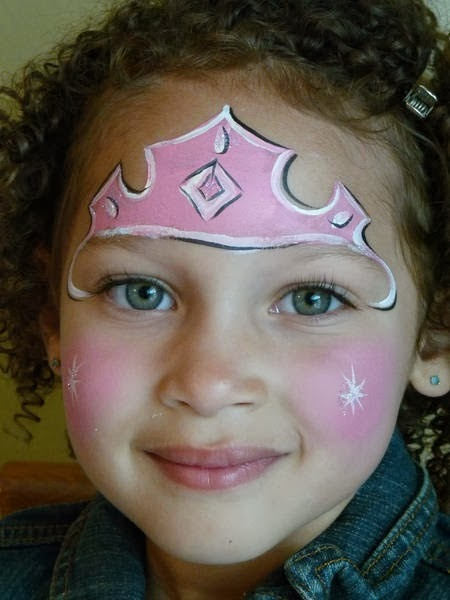 iCustomStitch: Face Painting Ideas for Your Kids ...
