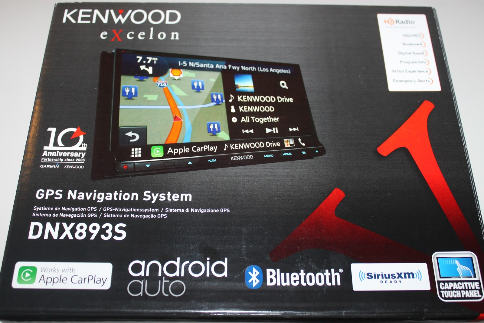 Unbox Kenwood Excelons Postmetro Excelon Kfc Xw10 Wiring Diagram If You Want The Best Thats Available Its Dnx 893s Gps
