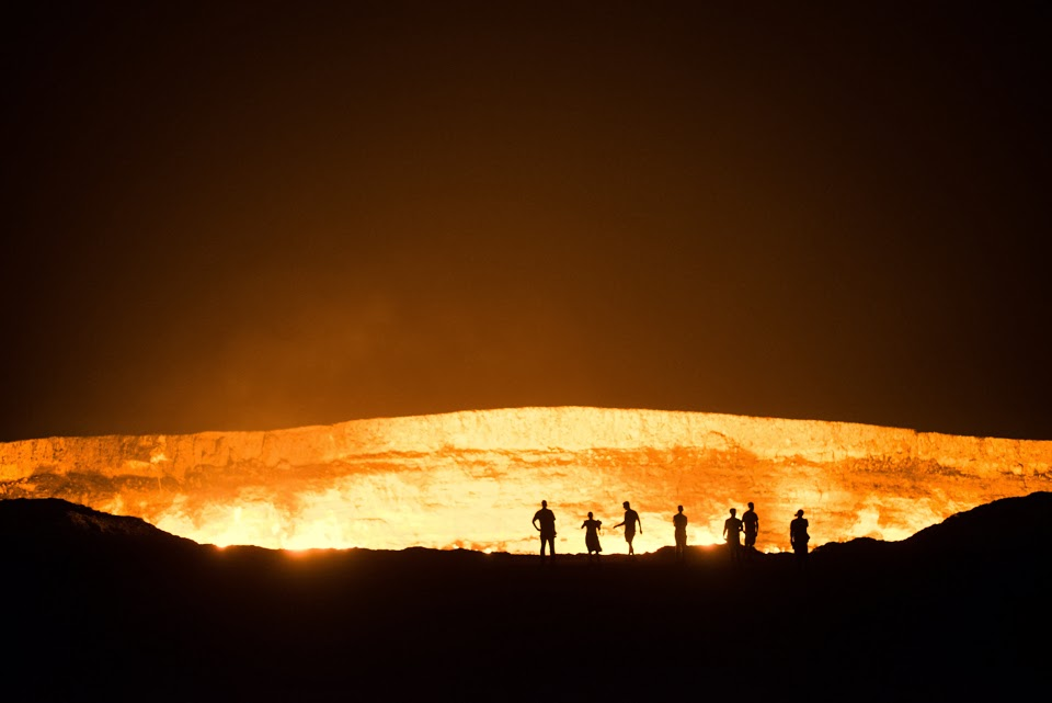 Derweze, Turkmenistan