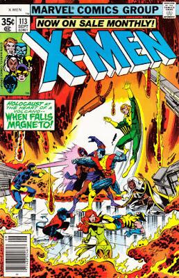X-Men #113, Magneto