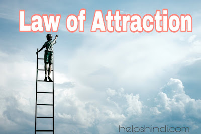 law of attraction in
