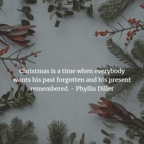 Funny Christmas quotes that will make you smile