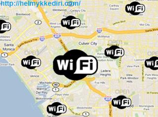 Menemukan lokasi wifi dengan aplikasi facebook1