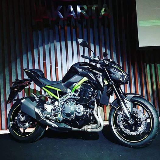 Kawasaki Z900 Resmi Mengaspal Di Indonesia Harga Idr 225 Jt An Otr