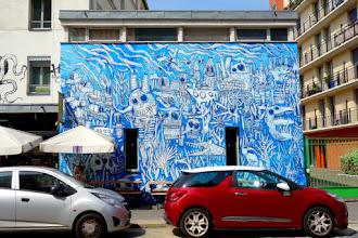 Sunday Street Art : Bault - rue du Docteur Magnan - Paris 13