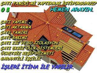 Çatı Ustası Ankara