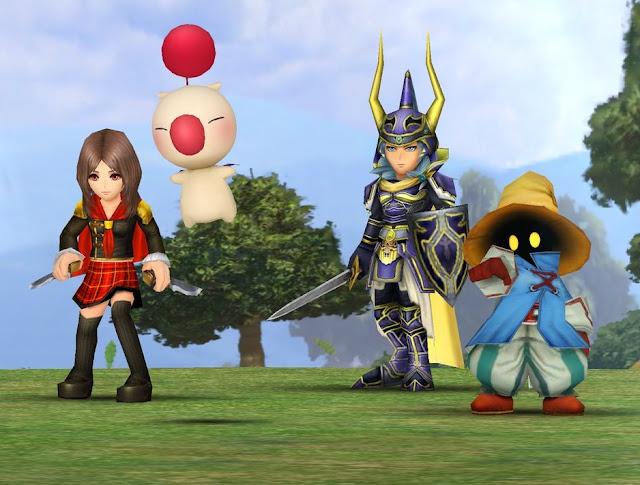 Dissidia Final Fantasy mobile