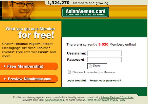 Asian social website