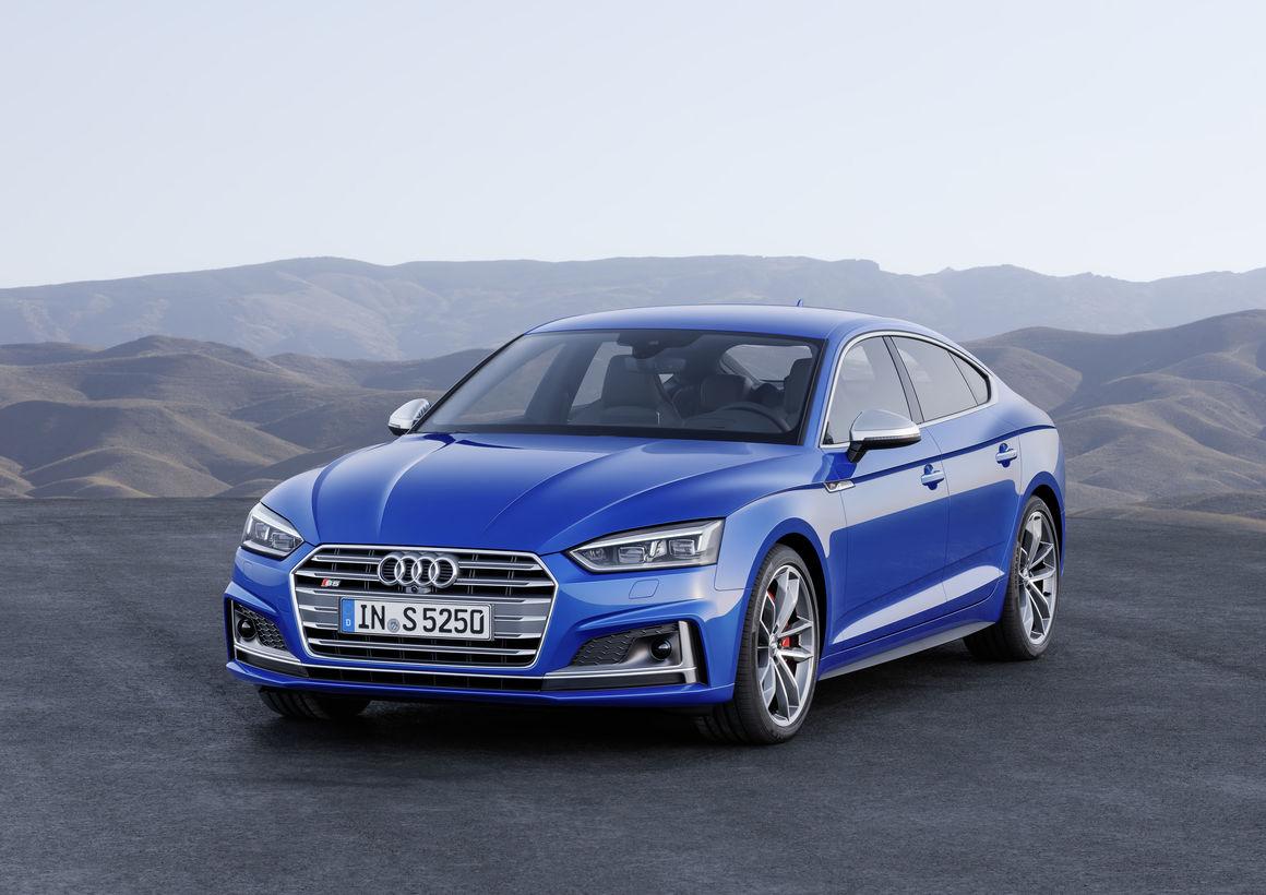 Audi S5 Sportback Data Uscita, Presentazione e Ultime Notizie