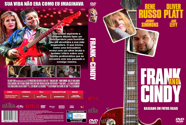 Capa DVD Frank And Candy