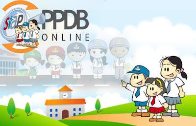 Cara Mendaftar Siswa Baru (PPDB) Via Online SD,SMP,SMK Tahun Ajaran 2018/2019